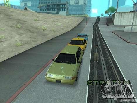 ENBSeries pour PC faible pour GTA San Andreas