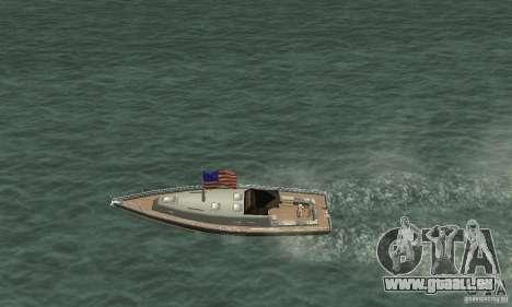 USA Marquis für GTA San Andreas Rückansicht