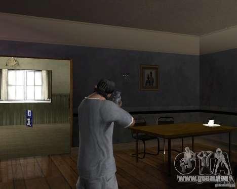 M16-conçu pour GTA San Andreas troisième écran