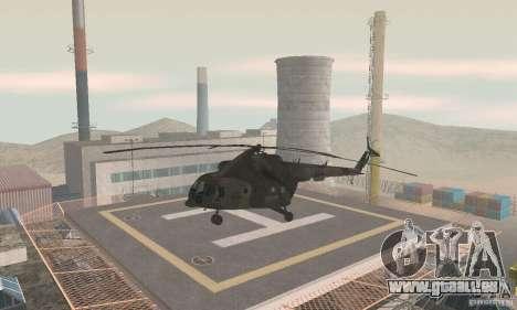 MI-17 pour GTA San Andreas