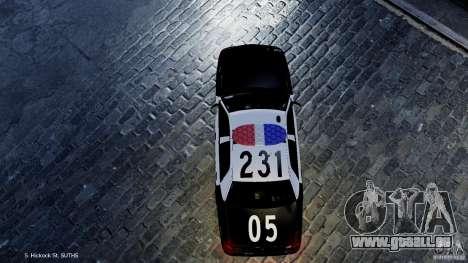 Ford Crown Victoria CVPI-K9 V6.9A-LAPD-ELS pour GTA 4 est un droit