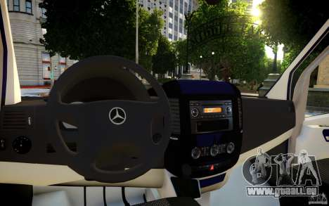 Mercedes-Benz Sprinter Passenger pour le moteur de GTA 4