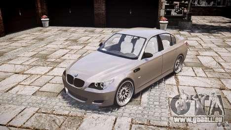 BMW E60 M5 2006 für GTA 4