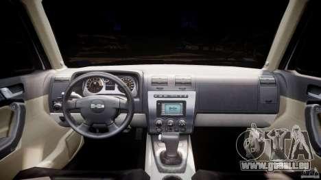 Hummer H3 pour GTA 4 est un droit