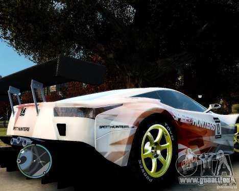 Lexus LFA Speedhunters Edition für GTA 4 rechte Ansicht