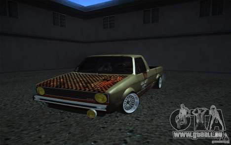 US Army Volkswagen Caddy pour GTA San Andreas