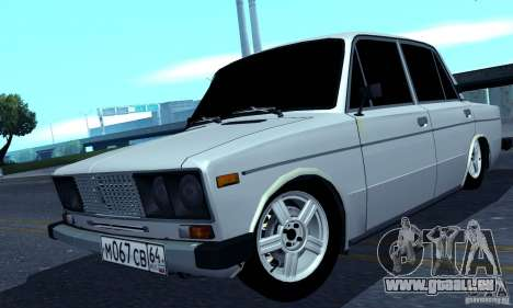VAZ 2106 Hobo pour GTA San Andreas