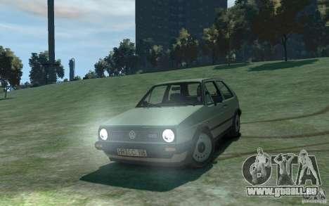Volkswagen Golf II GTI für GTA 4