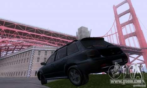 ENB Reflection Bump 2 Low Settings pour GTA San Andreas deuxième écran