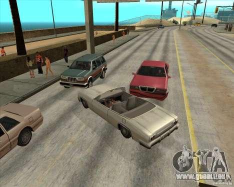 MOD de Jyrki pour GTA San Andreas neuvième écran