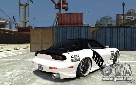 Mazda RX-7 pour GTA 4 est un droit