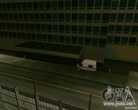 Véhicules stationnés v2.0 pour GTA San Andreas sixième écran