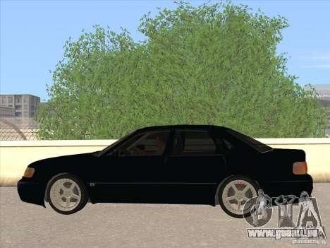 Audi 100 für GTA San Andreas linke Ansicht