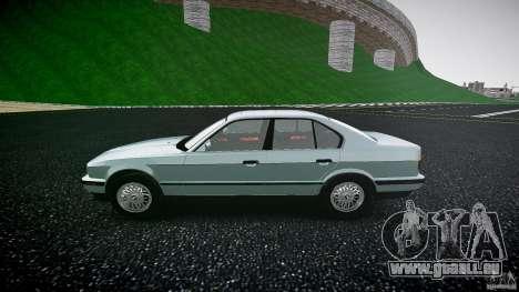 BMW 535i E34 für GTA 4 linke Ansicht
