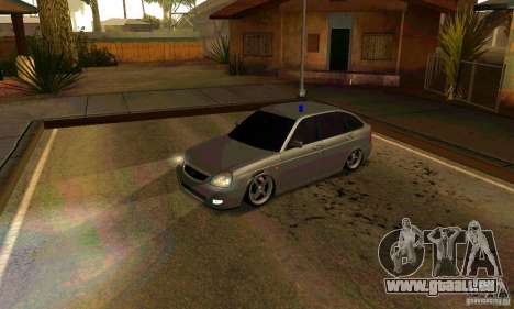 LADA VAZ 21723 Tuning pour GTA San Andreas