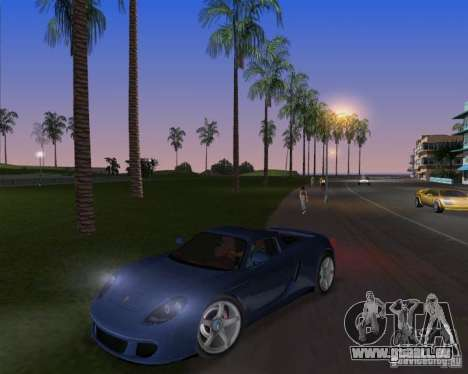 Porsche Carrera GT pour GTA Vice City