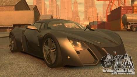 Marussia B2 2012 für GTA 4