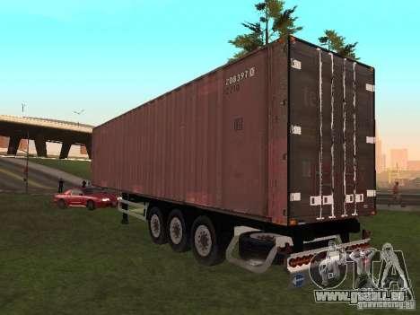 Nouveau trailer pour GTA San Andreas salon