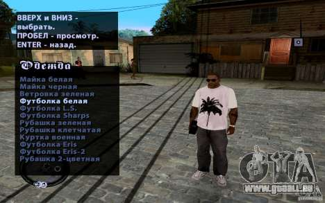 Neue CJ für GTA San Andreas her Screenshot