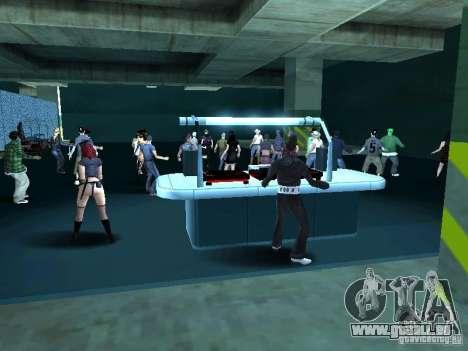 Grèjtlènd v0. 2 für GTA San Andreas fünften Screenshot