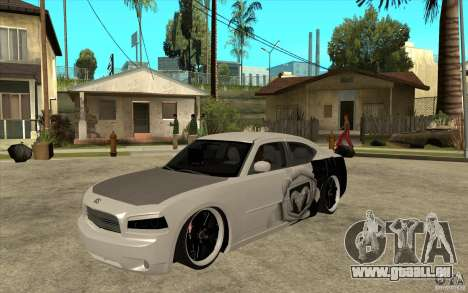 Dodge Charger SRT8 Tuning für GTA San Andreas
