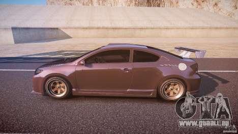 Toyota Scion TC 2.4 Tuning Edition für GTA 4 linke Ansicht