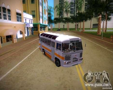 Paz-672 für GTA Vice City rechten Ansicht