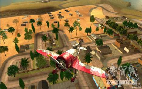GeeBee typeZ für GTA San Andreas