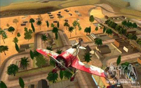 GeeBee typeZ pour GTA San Andreas
