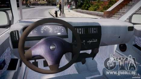 Nissan Frontier Essex Police Unit pour GTA 4 est un droit