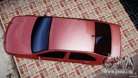 Volkswagen Bora für GTA 4 rechte Ansicht