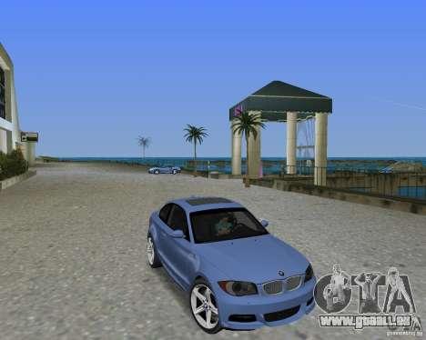 BMW 135i pour GTA Vice City