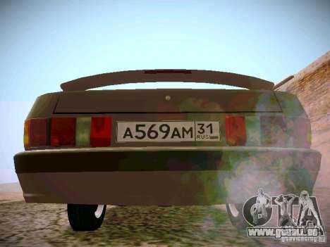 GAS-31025 für GTA San Andreas rechten Ansicht