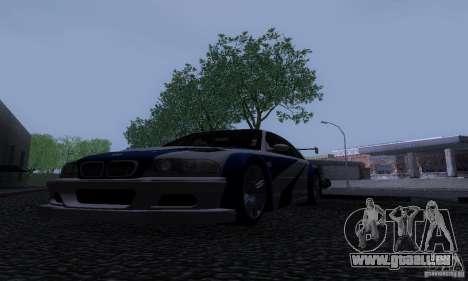 ENB Reflection Bump 2 Low Settings pour GTA San Andreas quatrième écran