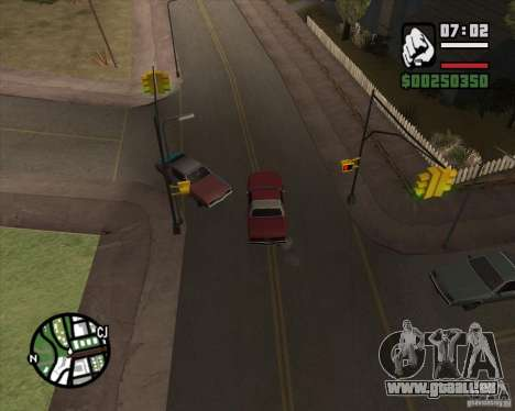 Kamera wie in GTA Chinatown Wars für GTA San Andreas her Screenshot