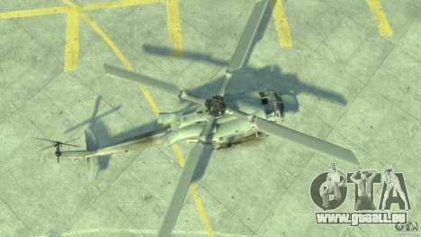 Bell UH-1Y Venom für GTA 4 rechte Ansicht