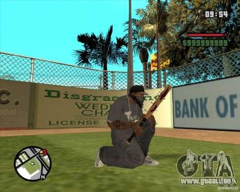 Bits sanglantes pour GTA San Andreas