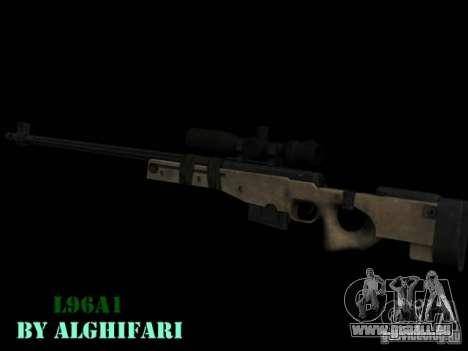 L96A1 für GTA San Andreas