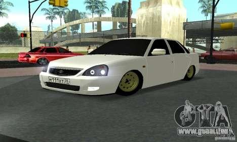 Lada Priora Luks für GTA San Andreas