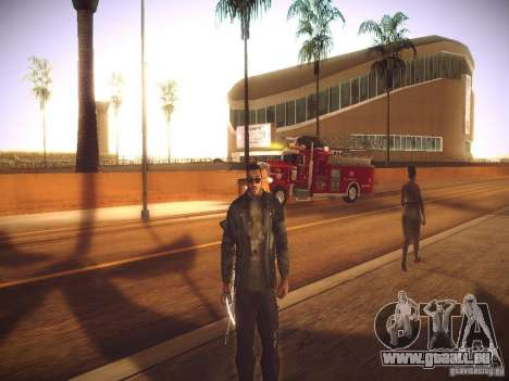 ENB v2 by Tinrion für GTA San Andreas fünften Screenshot