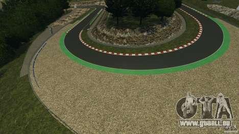 SPA Francorchamps [Beta] für GTA 4 siebten Screenshot
