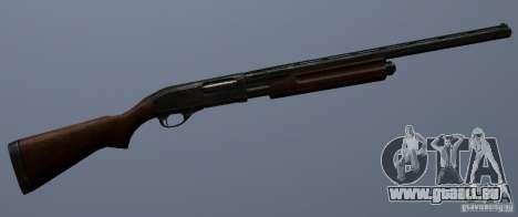 Remington 870AE für GTA San Andreas her Screenshot