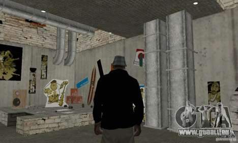1 Chandail à capuchon pour GTA San Andreas troisième écran