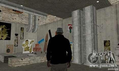 Hoodie-1 für GTA San Andreas dritten Screenshot
