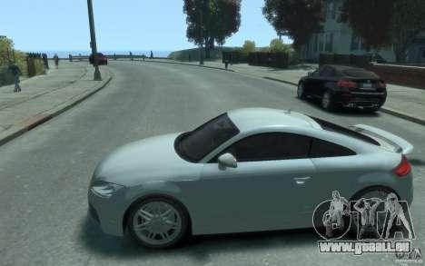 Audi TT-RS für GTA 4 linke Ansicht
