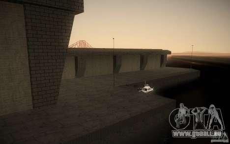 SF Army Re-Textured ll Final Edition pour GTA San Andreas cinquième écran