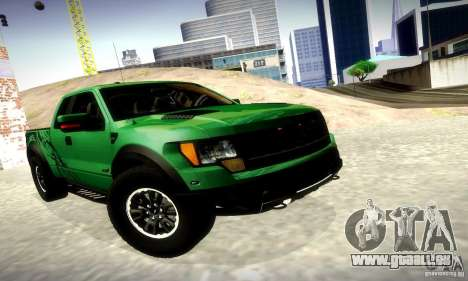 Ford F-150 SVT Raptor V1.0 pour GTA San Andreas