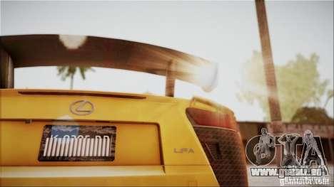 SA_PGNE v1 pour GTA San Andreas troisième écran