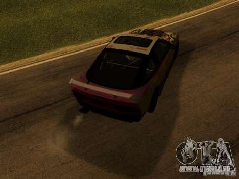 Nissan 240sx Street Drift für GTA San Andreas rechten Ansicht