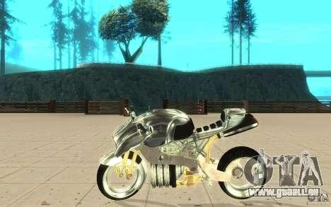 New NRG Chrome version pour GTA San Andreas laissé vue